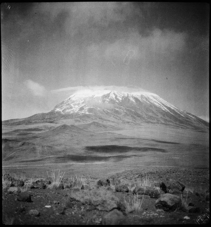 1931 - Max Albert Wyss - Der Kilimanjaro